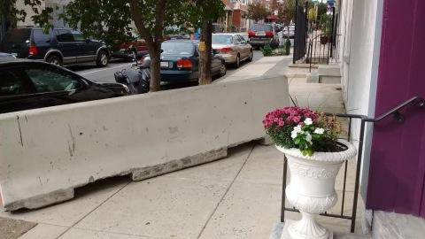 SidewalkBlocked