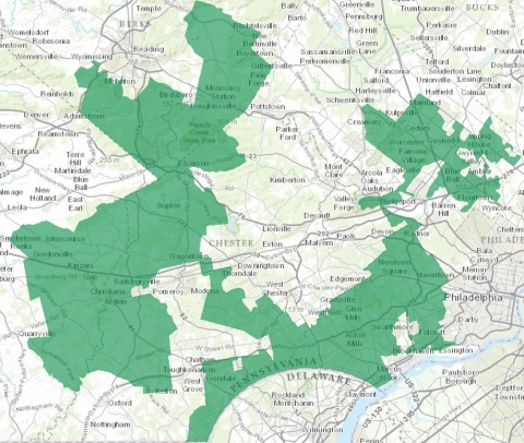 PA's 7th Congressional District